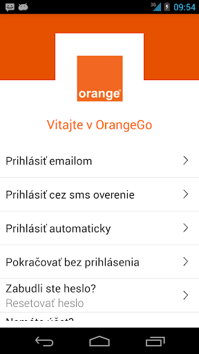 Orange Go for PC