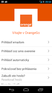 Orange Go- screenshot thumbnail