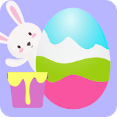 Easter Egg 3D Greetings Paint