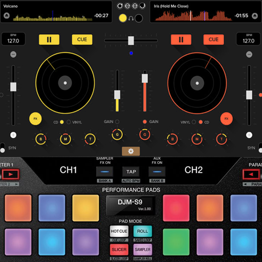 Virtual Dj Pro Mixer App Apk Free Download For Androidpcwindows
