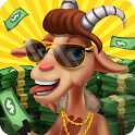 Tiny Goat Idle Clicker Game – Tycoon Games Offline icon