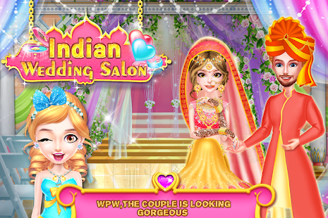 Indian Wedding Salon- screenshot thumbnail