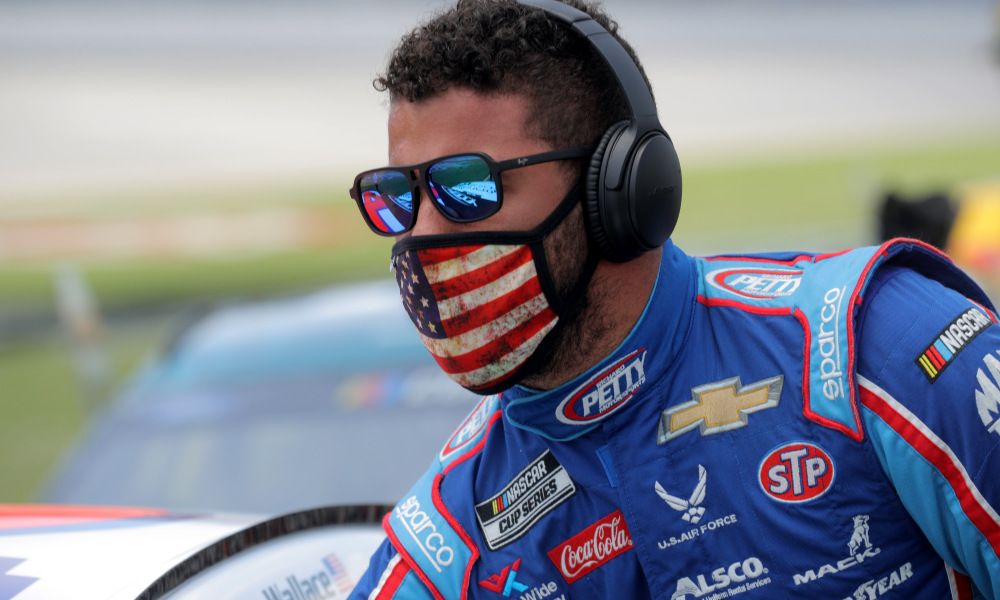 NASCAR: Bubba Wallace: Noose found at Talladega was not a garage pull
