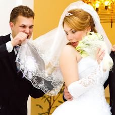 Wedding photographer Anna Klishina (AnnaKlishina). Photo of 20.10.2012