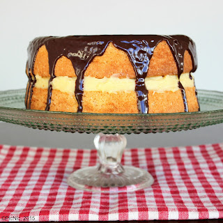 Boston Cream Pie.