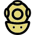 Divetool - scuba dive app icon