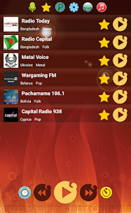 World Radio Online - Radio Online- screenshot thumbnail