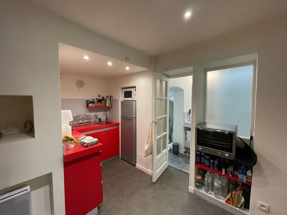 Vente studio 29,5 m2