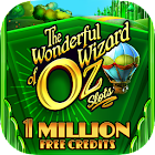 Wonderful Wizard of Oz - Free Slots Machine Games icon