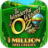 Wonderful Wizard of Oz - Free Slots Machine Games