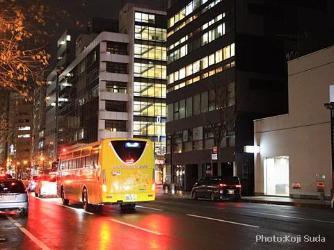 北海道バス「帯広特急ニュースター号」 札幌駅前到着_02