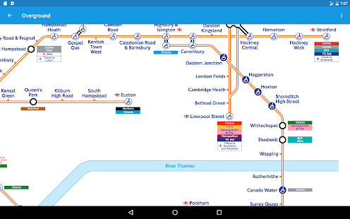 London Travel Maps- screenshot thumbnail