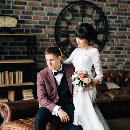 Wedding photographer Anastasiya Rubanova (asyarubanova). Photo of 17.01.2017