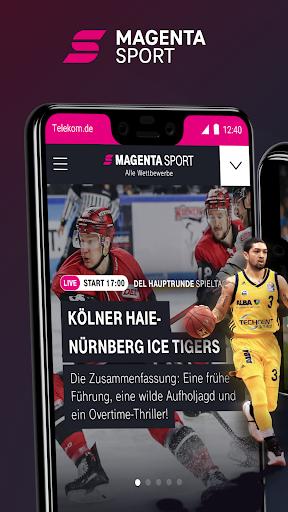 MagentaSport  screenshots 1
