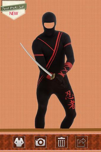 Ninja Photo Editor