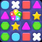 Conecta 3 colores - Puzzle para mayores icon