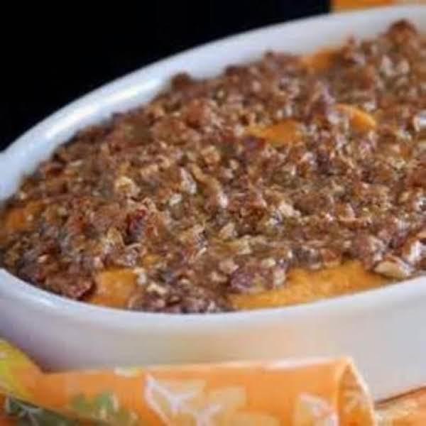 Copykat Boston Market  Sweet Potato Casserole