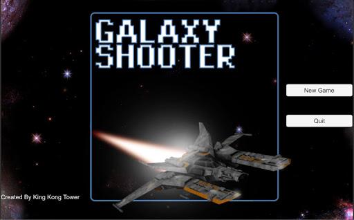 Galaxy Shooter Pro screenshot 1