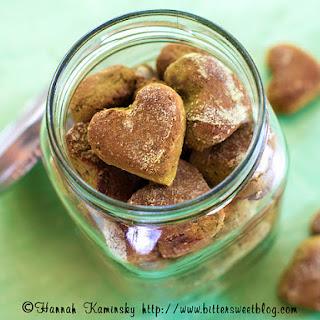 Green Goodies (Dog Biscuits)