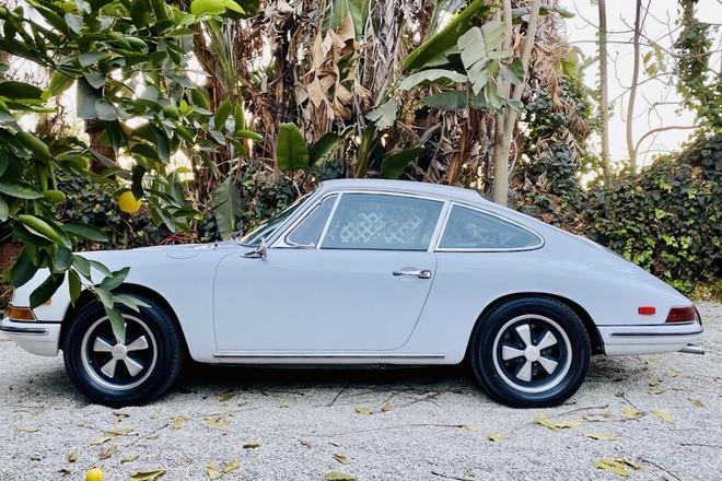 1968 Porsche 912 Hire CA
