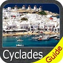 Cyclades GPS Map Navigator icon