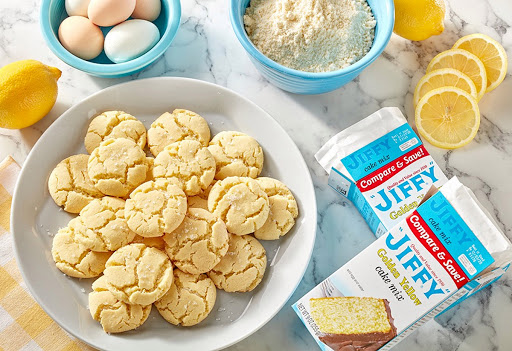 FREE Jiffy Mix Recipe Book   Hush Puppies, Coffee Cake, & More
