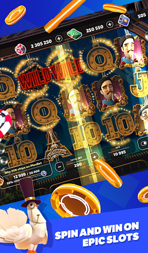 Reel Valley: Slots in the City. Free Slot Game 1.0.28221207 screenshots 7