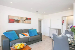 Victoria Street Serviced Apartment, Portobello