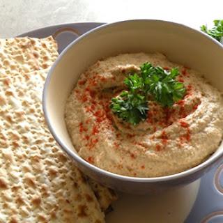Passover Mock Chopped Liver (Mushroom, Cashew, and Onion).