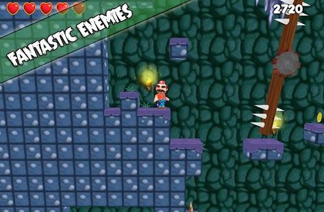 Super Barzo adventure- screenshot thumbnail