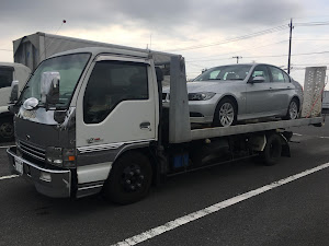 エルフトラック  積載車 極東フラトップのカスタム事例画像 ラヴ・アンリミテッド・オートサービスさんの2018年08月13日20:45の投稿