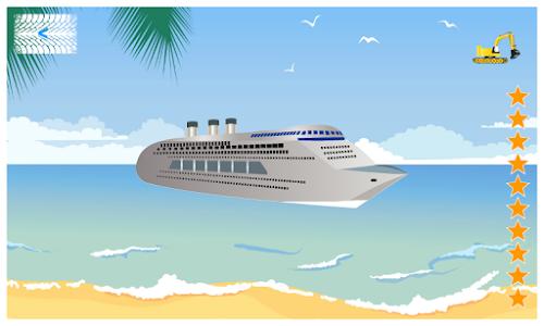 Transport. Coloring Book screenshot 8