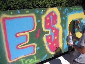 Photo: FluXus brede school cursus Graffiti