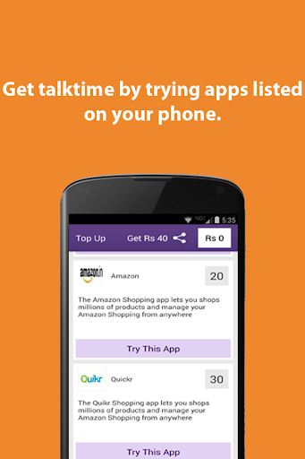 Get talktime