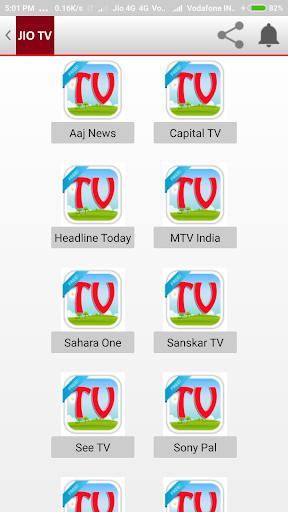 Download Free JIO TV HD:Cricket Live Match&Score Google Play