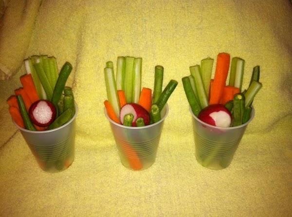 Walking Salad ! Recipe