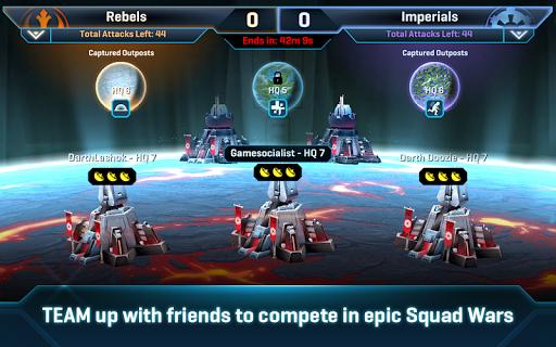 Star Wars™: Commander screenshot 10