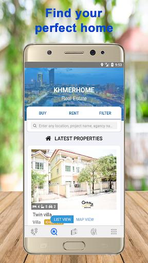 Khmer Home Cambodia Real Estate Valuation 1.8.4.3 screenshots 4