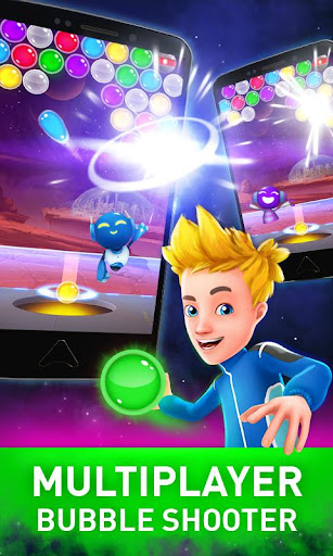 Mars Pop - Bubble Shooter screenshot 14
