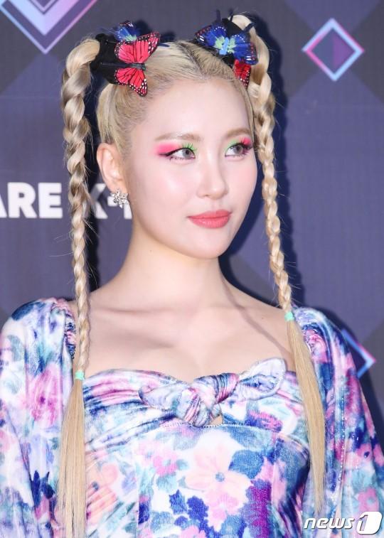 sunmi makeup 14