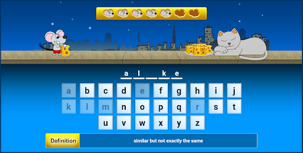 VocabularySpellingCity- screenshot thumbnail