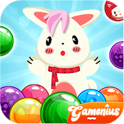 Bunny Pop Blast : Free Bubble Shooter Games