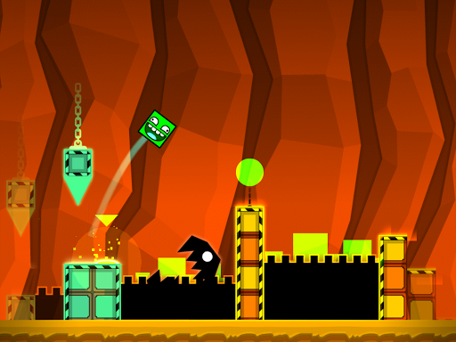 Geometry Dash World 1.03 screenshots 10