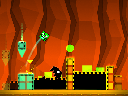 Geometry Dash World Screenshot