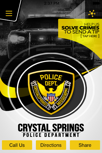 Crystal Springs Police Dept.