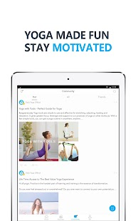 Daily Yoga - Yoga Fitness App- screenshot thumbnail