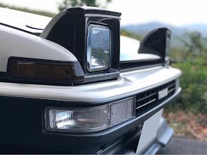 スプリンタートレノ AE86 GT-APEX 昭和62年3月生のカスタム事例画像 拓人さんの2019年11月08日19:08の投稿