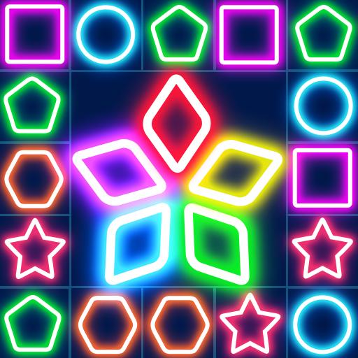 Glow Block Legend