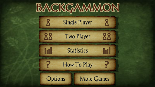 Backgammon Free screenshot 8