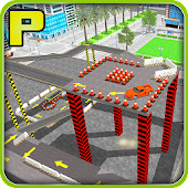 🚘Super City Car Parking 3D🚘